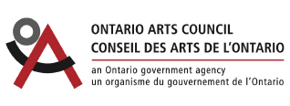 Ontario Arts Council - Conseil des Arts de l'Ontario logo - an Ontario government agency