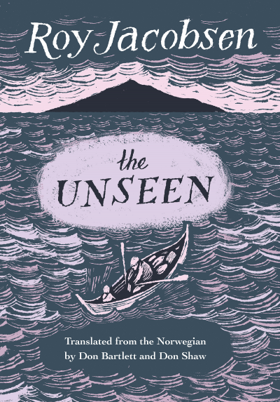 Jacobsen, Roy - the Unseen png