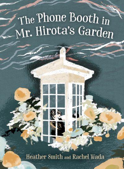 The Phone Booth in Mr Hirota's Garden by Rachel Wada