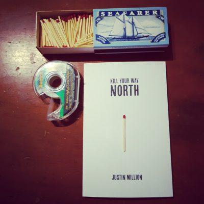 Kill Your Way North cover