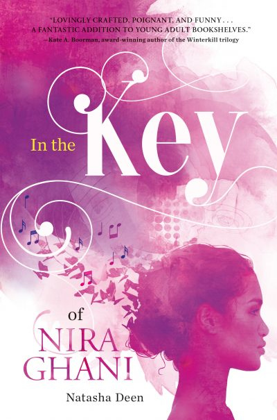 In The Key of Nira Ghani book cover