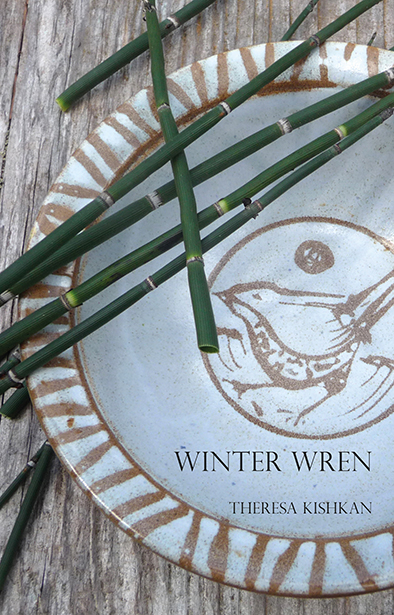 Winter Wren by Therese Kishkan book cover